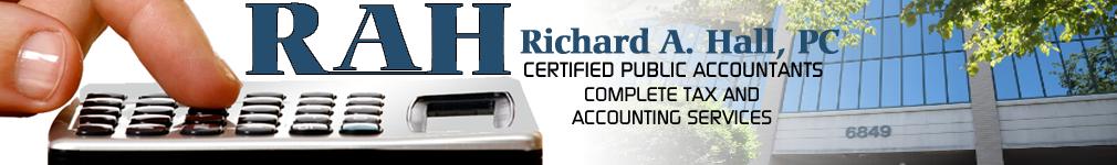 Richard A. Hall, PC