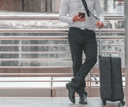 How to handle employee travel and entertainment expenses.